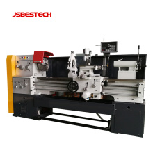 360mm bed width horizontal lathe machine bench lathe