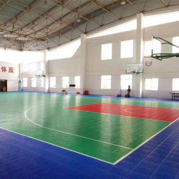 Modular Basketball Court Sports Flooring