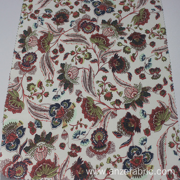 37% polyester 60% cotton way stretch cotton fabric
