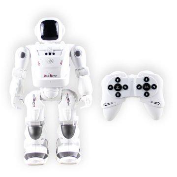 40cm RC Robot RC Gesture Sensor Smart Robotic Remote Control Hand Action Figure Dancing LED Kids Gift