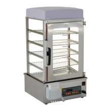 Commercial Digital Display Steamer