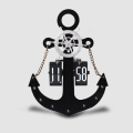 Ship's Anchor Mode  Flip Clock