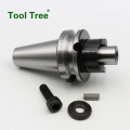 Bt combinam conchas end mill moinho