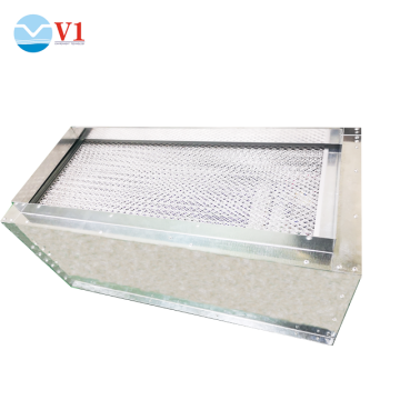 Medical instrument sterilizer uv disinfection lamp