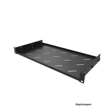 "19"" 1U Vented Universal Server Rack Shelf"