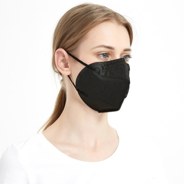Hot Selling Moisture Proof KN95 Mask With Valve