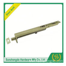 SDB-014BR Popular Adss Security Door Hinge Barrel Bolt With Nut And Washer Latch