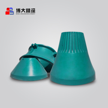 Wear Resistant Cone Crusher Spare Parts