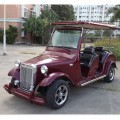 classic gas powered golf cart for company