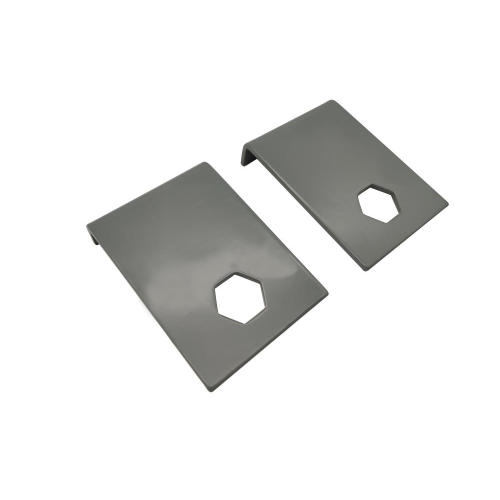 CRS Powder Coating Sheet Metal Base Plate Fabrication
