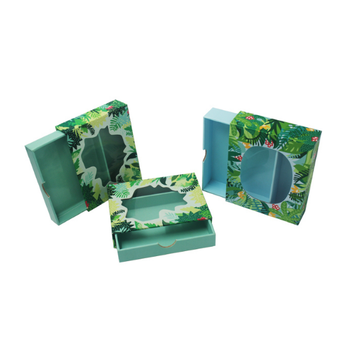 High Quality Luxury Cosmetic Case Packaging Gift Set