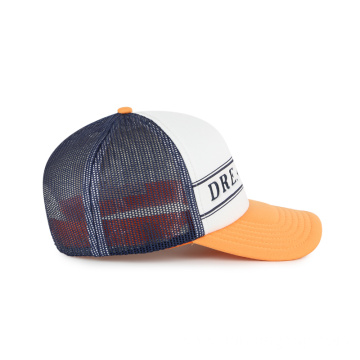 Embroidery and Print logo Foam trucker hat