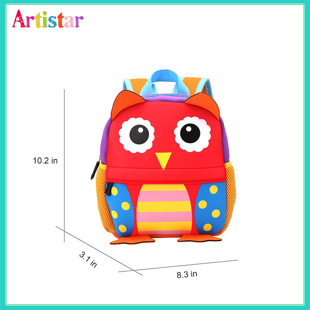 Owl Modelling Backpack 10 2