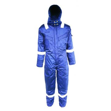 Winter FR Water & Oil repellent Anti-static Coverall