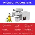 Automatic Oil Presser Oil Press Machine for Peanut Nuts Walnut Coconut Sesame Rapeseed Sunflower Seed Flax etc