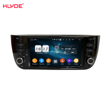 Android 10 car radio for Fiat Linea