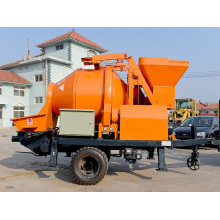 Portable Small Concrete Mixer And Pump