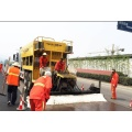 Asphalt micro surfacing paver for road construction