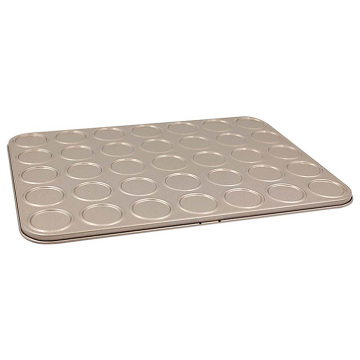 35-Cavity Non Stick Macaron Cookie Sheet