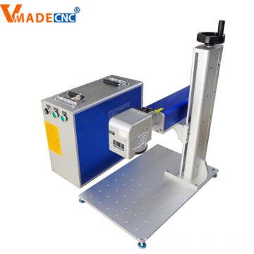 Widely Applicable MOPA Colorful Laser Marking Machine