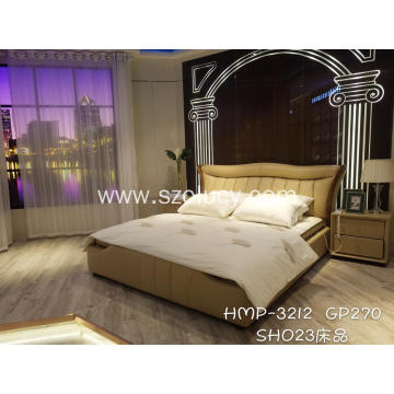 Elegant and fashionable soft bed