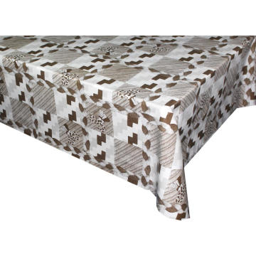 Pvc Printed fitted table covers Table Linens Winnipeg