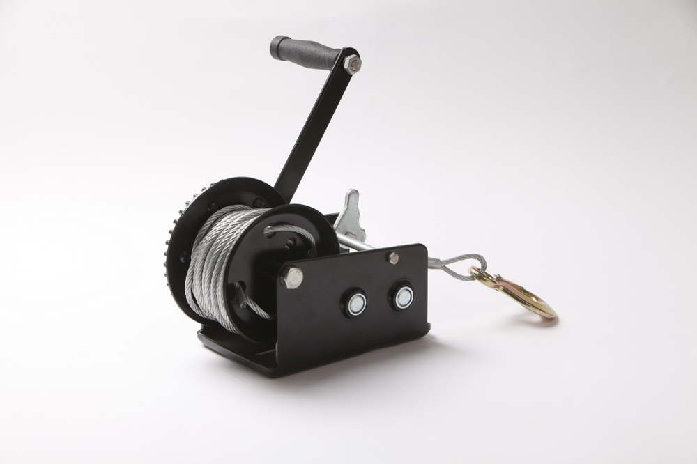 1200LBS 10M Wire Rope hand winch for sale