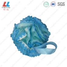 Lace smooth mesh sponge