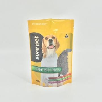 Stand Up Pouch for Pet Food