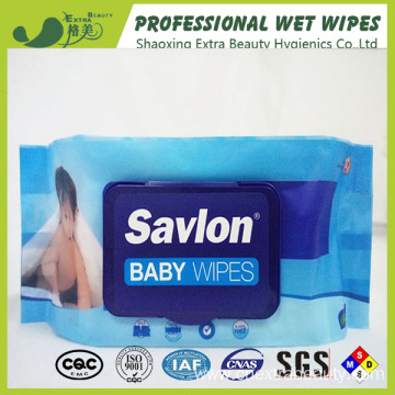 Printed Feature Napkins for Baby Wet Tissue Wipes