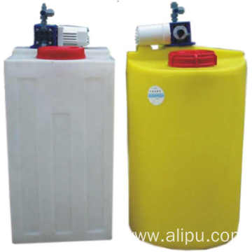 100L Small Chemical Dosing Tank