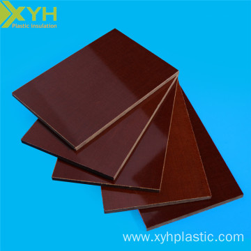 Insulating Material Cotton Cloth Phenolic Laminated Panels