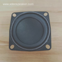 52mm paper cone 4ohm 10w fullrange speaker