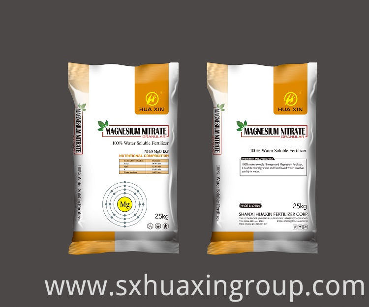 White Granular Water Soluble
