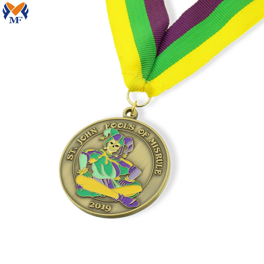 Award Medals Enamel Color
