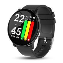 W8 Smart Watch Men Blood Pressure Clock Round Waterproof Smartwatch Women Sport Health Smart Bracelet For Android IOS