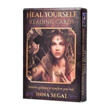 Heal Yourself Reading Cards Intuitive Guidance to Transform Your Soul 36 Cards Tarot Board Game Oracle Playing Card