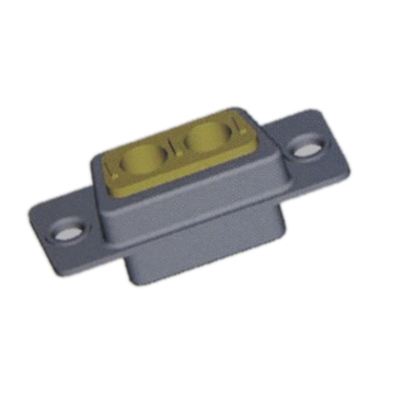 D-SUB Female 2W2 Power Coaxial Connector Solder Cup
