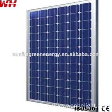 High Efficiency Polycrystalline 100W Solar Panels