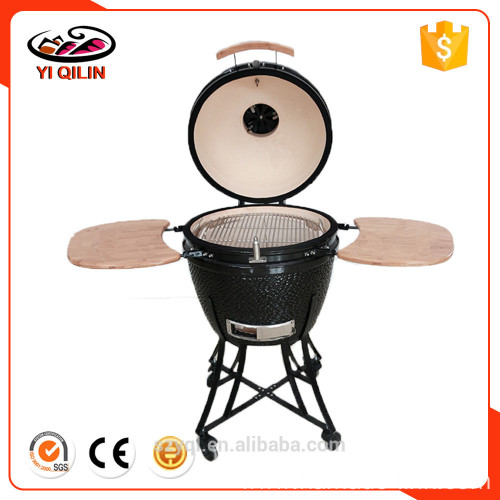 High performance charcoal bbq grills ceramic kamado barbecue