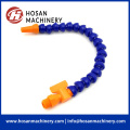 Plastic cooling tube adjustable water cooling pipe