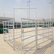 Strong Type Portable Galvanized Horse Stall