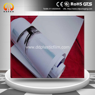 laser printing synthetic paper for advertisement