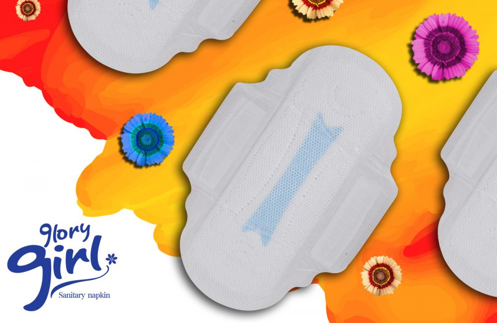 Different Sanitary Pads
