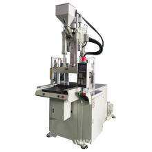 Single sliding vertical injection molding machine