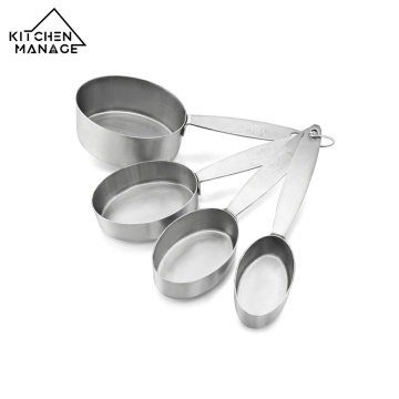 Four piece Measuring Spoon