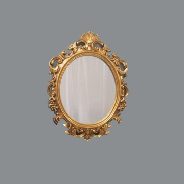 Woodern Carving Frame Mirror
