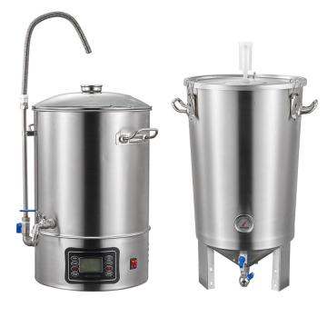 Beer Brewing urn brewery equipment machine