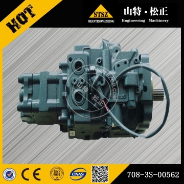 Hydraulic pump 708-1W-00810 for WA430-6 komatsu loader parts