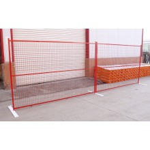 6ftx9.5ft canada temporary metal construction fence
